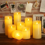LED Flameless Candle Light Xmas Light for Romantic Decoration Dinner Light