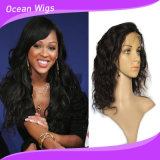 Cheapest Price 100% Human Hair Body Wave Brazilian Hair Lace Wig