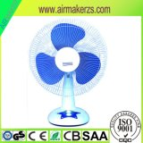 "12"" Hot Sale Oscillation Plastic Table Fan with GS/CB"