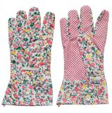 Cotton Work Glove Pink, Wholesale Women Work Gloves
