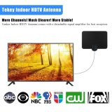 Newest Indoor Amplified Digital HDTV Antenna 50 Mile Range Local Broadcast 4K/HD/VHF/UHF Signal