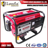 3kw 100 Copper Gasoline Ganerator Set with Ce