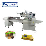 High Quality Automatic Biscuit on Edge Packaging Machine