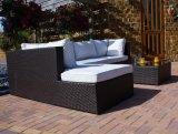 Garden Patio Wicker / Rattan Corner Sofa Set - Outdoor Furniture (GN-9121S)