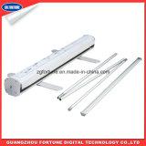 Cheap Advertising Railings 80X200 Floor Standing Roll up Stand (aluminum feet)