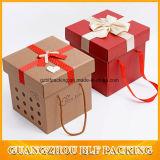 Custom Recycled Paper Cardboard Gift Box Printing