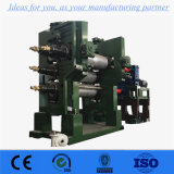 Three Roll Rubber&PVC Film Calender Machine for Fabric