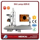 Top Optical System Digital Slit Lamp Microscope