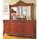 Wooden Sideboard Table for Dining Room Furniture