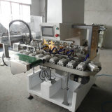 Servo Four Color Conveyor Pad Printing Machine with Independent Pad