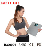 Seilee 200kg 8mm Tempered Glass Personal Health Scale