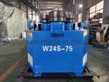 W24s Full Hydraulic Profile Round Bending Machine / Round Bender