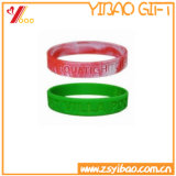 Custom Logo Colorful Silicone Bracelet/ Wristband for Promotion Gifts