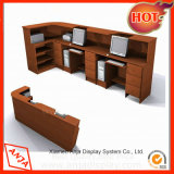 Trade Show Exhibition Portable Melamine Counter Table for Store