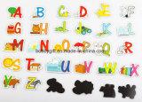 Wholesale Custom Cartoon Letter Fridge Magnet Souvenir for Kids