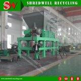 Industrial Double Shaft Scrap Metal Shredder for Recycling Waste Car/Metal Drum