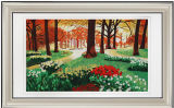 New Design Landscape Painting for Home Decoration
