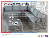 Outdoor 4PC Patio Sofa Set Sectional Furniture PE Wicker Rattan Deck Outdoor