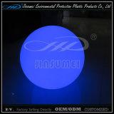 Rechargeable Rotational Molding Plastic Modern LED Ball Bar Furniture