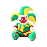 Clown Brother Doll Plush Toy