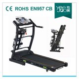 Folding Motorized Treadmill with electric incline (Yeejoo-9007C)