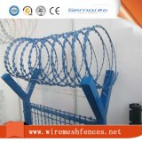 Hot Galvanized Razor Blade Wire Price