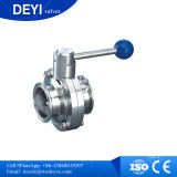 High Quality 1.5 Inch Tri Clover Butterfly Valves