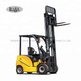 2t 2.5ton 3ton 3.5t Electric Forklift Truck, 4-Wheel Electric Forklift