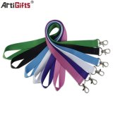 High Quality Wholesale Colorful Polyester Lanyard