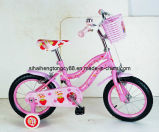 Pink Girl Children Bicycle with Good Quality (SH-KB022)
