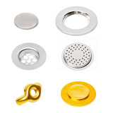 Customized Metal Stainless Metal Stamping Parts for Bathroom, Medical and Solar PV