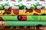 Waterproof Pul Printed Fabric for Baby Cloth Fabric