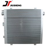 Wuxi OEM/ODM Bar-Plate Hydraulic Aluminum Oil Air Cooler Air Compressor Cooler for Plate-Fin