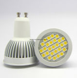 5050 LED 27PCS 4W GU10 AC85-265V LED Spotlight