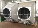Aluminum Plate Fin Air Cooled Oil Cooler Radiators at Best Price
