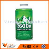 High Pressure Small Tin Cans Refrigerant Gas R600A