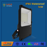 IP65 110lm/W 50W Outdoor LED Floodlight for Garden