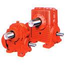 Arc Cylinder Worm Gearbox