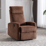 High Quality Soft Cotton Fabric Recliner Modern Simple Sofa Home Furniture