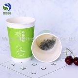Customized Logo Printed Tea Paper Cup for Hot Drinks