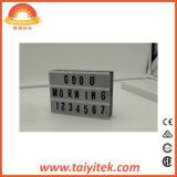 Factory Price Wholesale Shop Decor LED Light Box Battery of Adaptor
