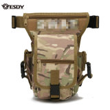 9-Colors Army Outdoor Camo Multifunctional Military Motorcycle Tactical Drop Leg Bag