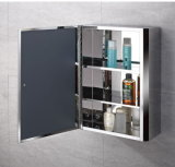 M1002 Hot Products Wholesale Stainless Steel Bathroom Cabinet Mirror