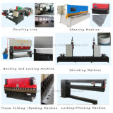 Solar Vacuum Tube Water Heater Making Machines Outer Tank Production Line