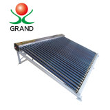 Rooftop Unpressurized Solar Collector Solar Water Heater System