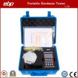 Portable Digital Rebound Leeb Hardness Testing Instrument with Blocks