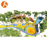 Neoteric Outdoor Playground Equipment From Playground Factory Wooden Play Structure