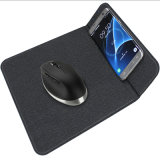 Office Wireless Chargeable Mousepad with Stand in 10W