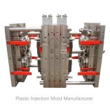Custom ABS/PP/PC/PE/HDPE/POM/PA6/TPU Plastic Injection Mold for Washing Machine/Refrigerator/Window/Automotive/Medical/Car/Toilet Cover/Tray/Trash/Helmet/Chair