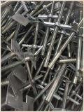 Galvanized Solid Scaffolding Base Jack